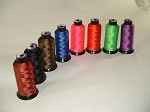 Bonded Poly Heavy Industrial Sewing Thread #69, 135, 346