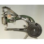 Hand Crank Industrial Patcher Sewing Machine
